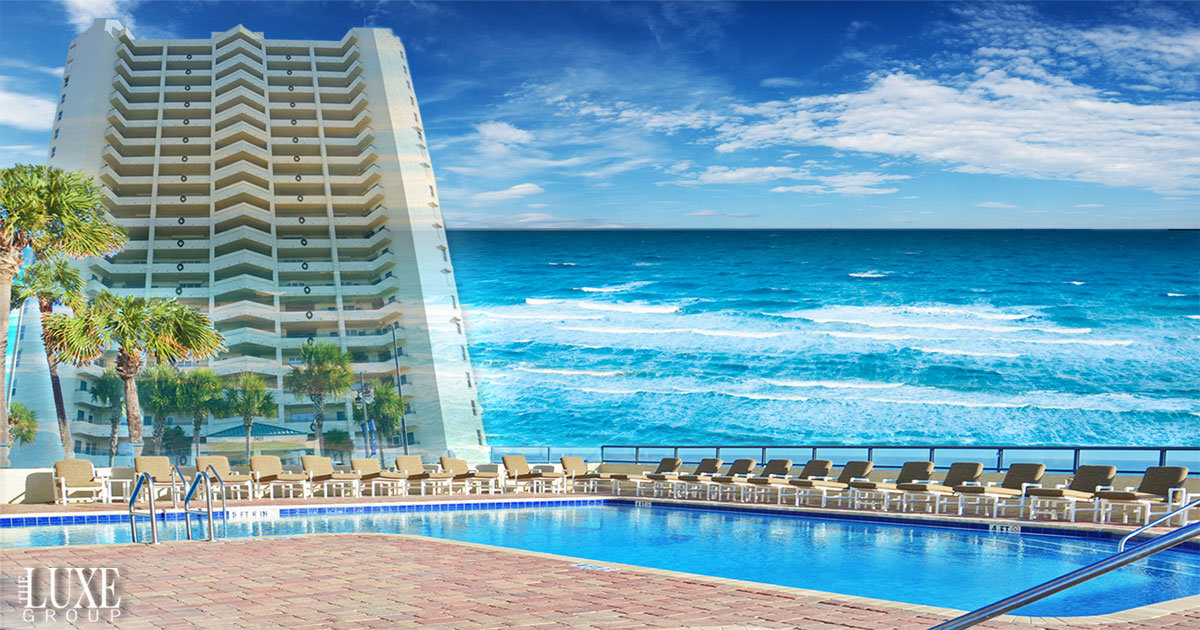 Daytona Beach Shores Oceanfront Condos For Rent
