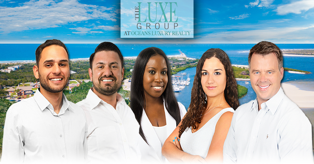Waterfront Homes | Luxury Condos | The LUXE Group At Oceans Luxury Realty |  Daytona Beach Real Estate