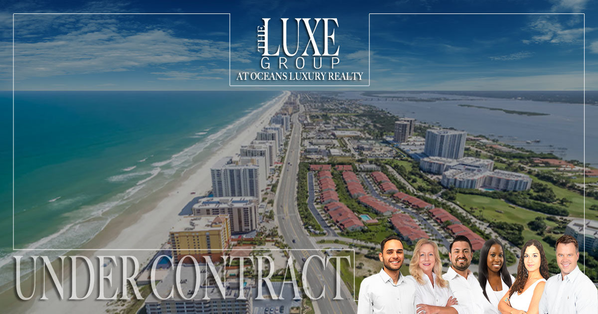 Ocean view multi family property for sale in Daytona Beach Shores | The LUXE Group 386-299-4043