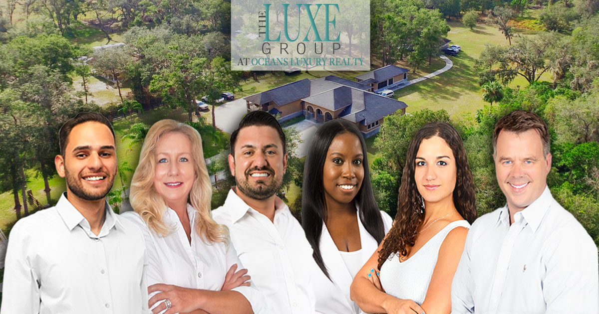 Gated homes for sale | 2930 Marsh Road | The LUXE Group 386-299-4043