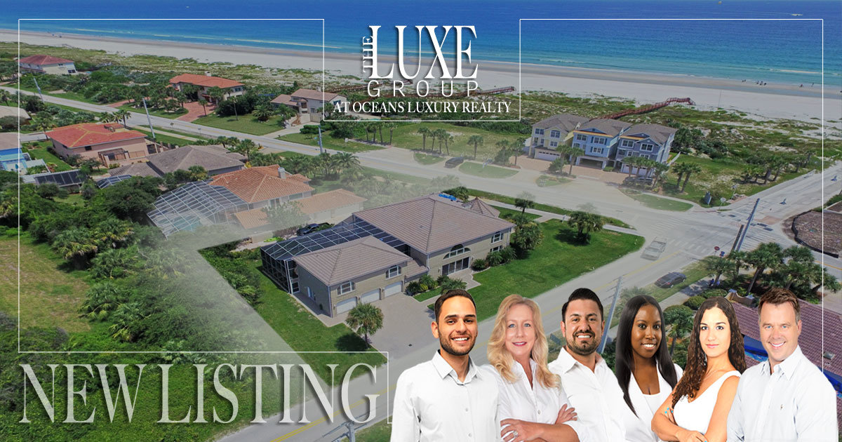 Oceanfront homes for sale | 4892 S Peninsula in Ponce Inlet | The LUXE Group 386.299.4043