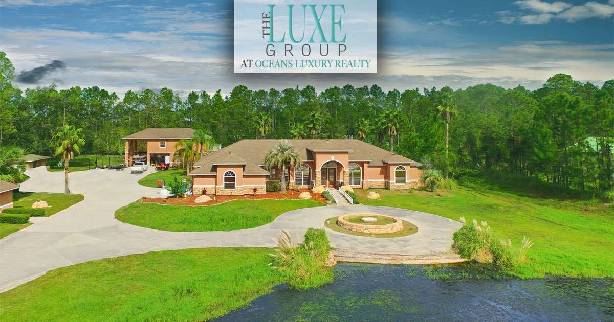 Coming Soon 3521 Red Barn Ormond Beach The LUXE Group 386-299-4043
