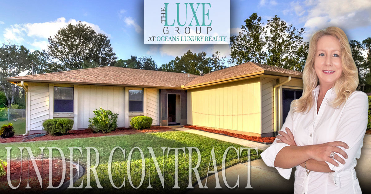 Palm Coast Pool Homes For Sale | The LUXE Group 386-299-4043