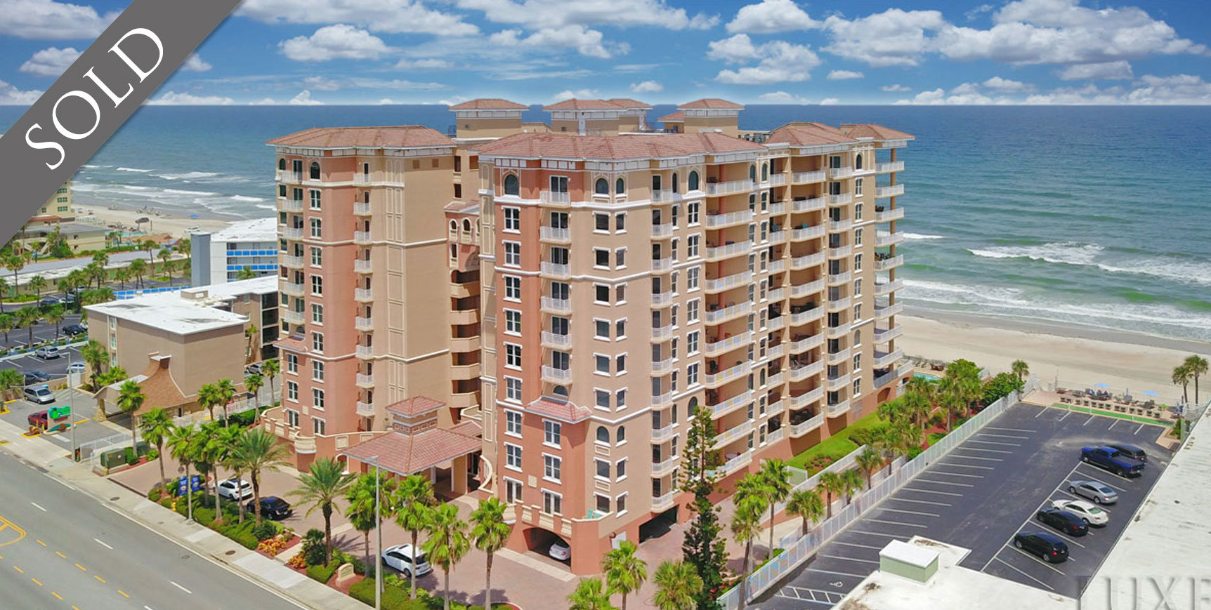 Palma Bella oceanfront condos For Sale at 3245 S Atlantic Ave Daytona Beach  Shores The LUXE Group 386-299-4043
