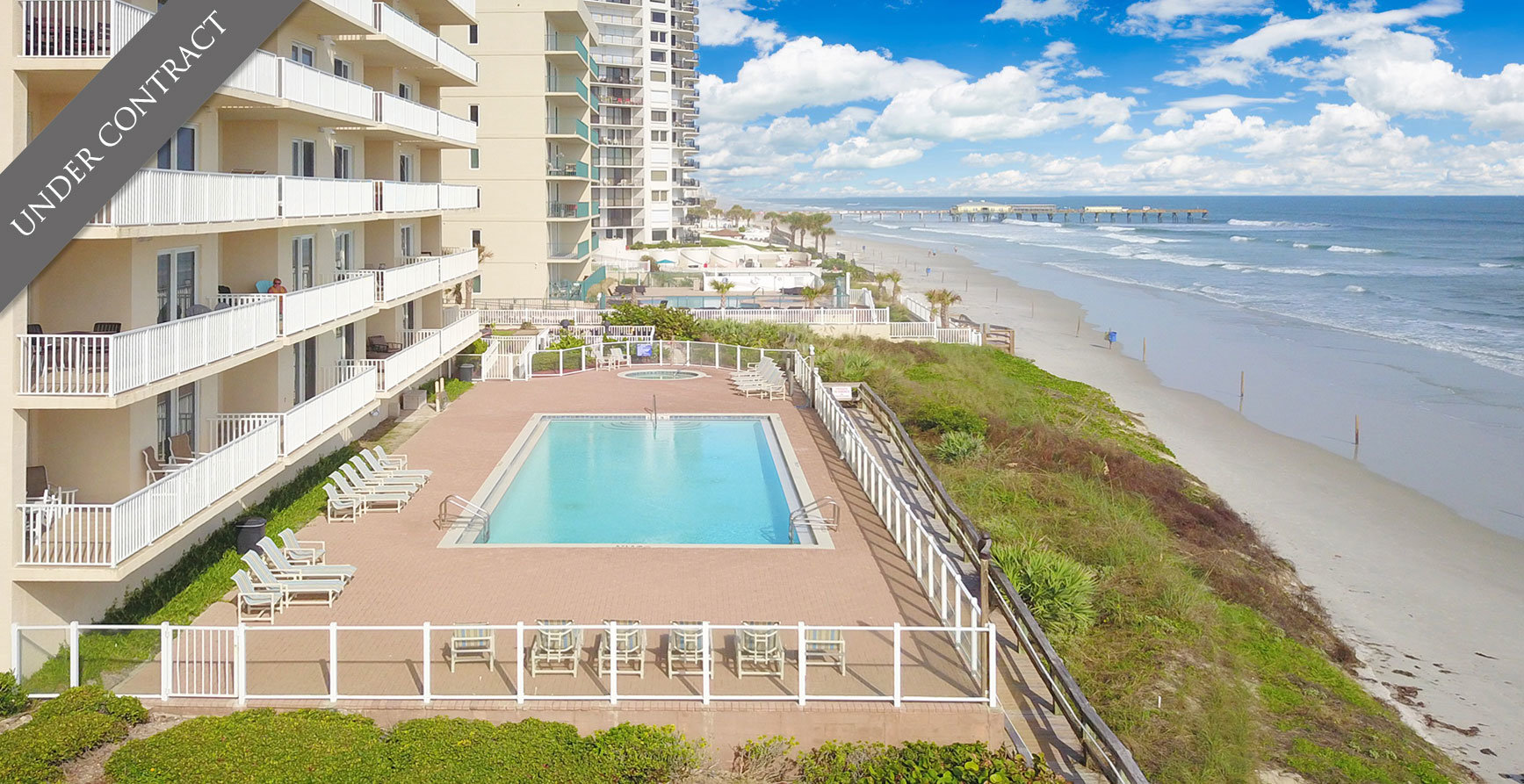 Sanibel oceanfront condos For Sale at 3799 S Atlantic Ave Daytona Beach  Shores The LUXE Group 386-299-4043