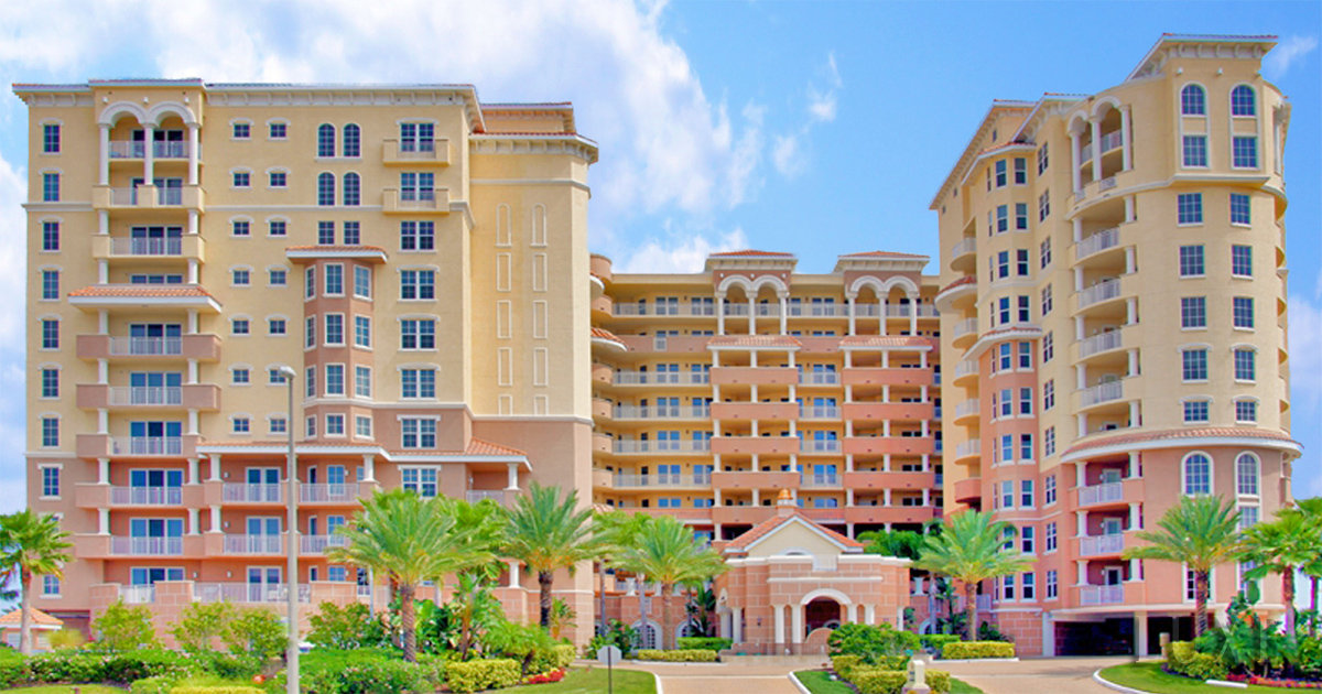 Bella Vista Condos For Sale 2515 S Atlantic Ave Daytona Beach Shores - The LUXE Group 386.299.4043