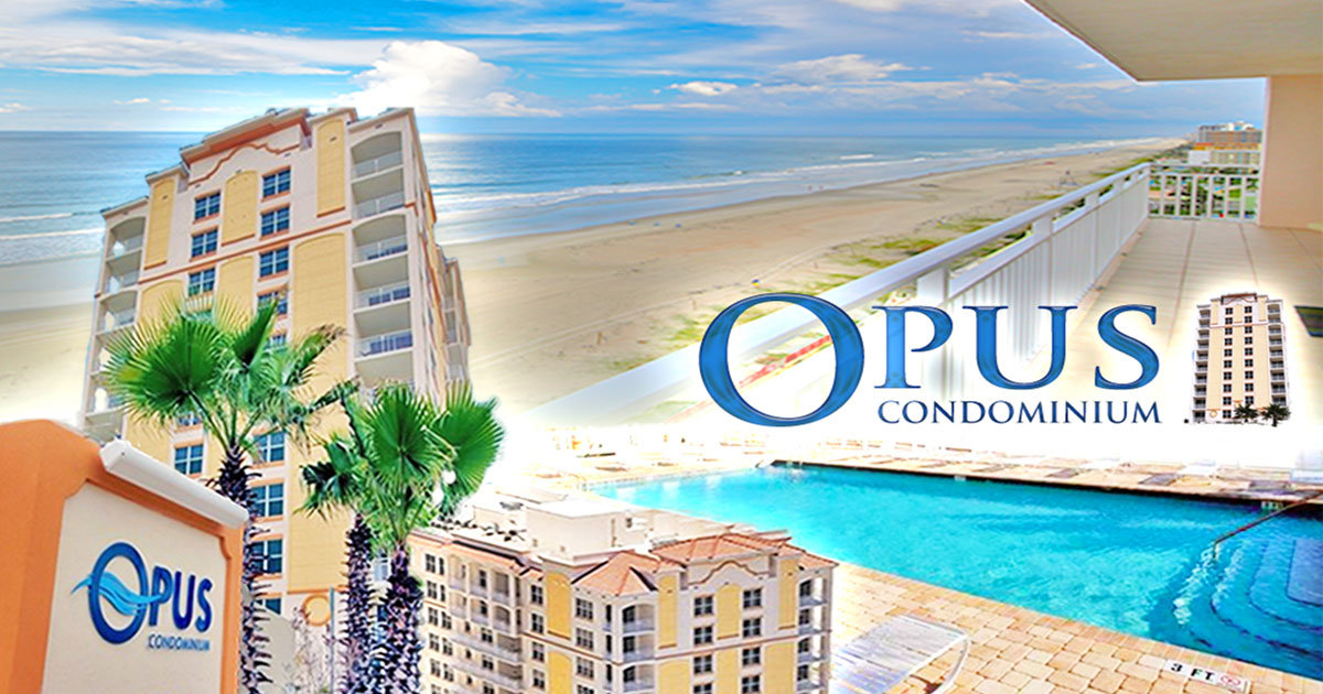 Opus Daytona Beach Shores Condos For Sale - The LUXE Group 386.299.4043