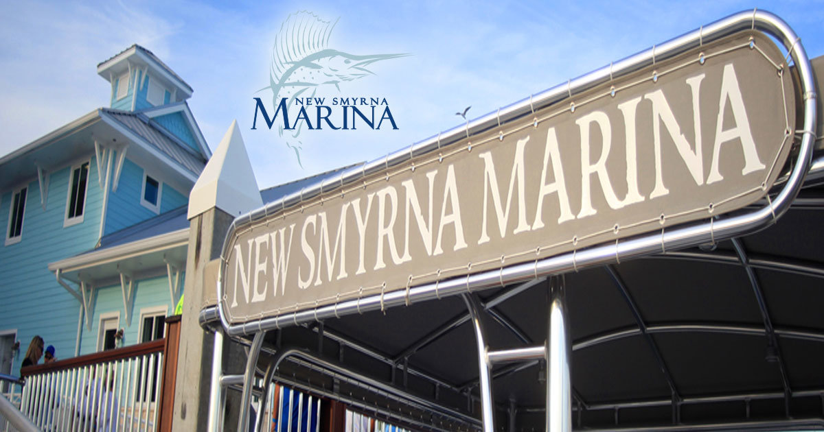 New Smyrna Marina | 200 Boatyard Street New Smyrna Beach, FL 32169| The LUXE Group 386-299-4043