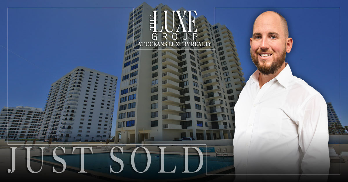 Oceans Five Oceanfront Condos in Daytona Beach Shores Oceanfront Condos For Sale | The LUXE Group 386.299.4043