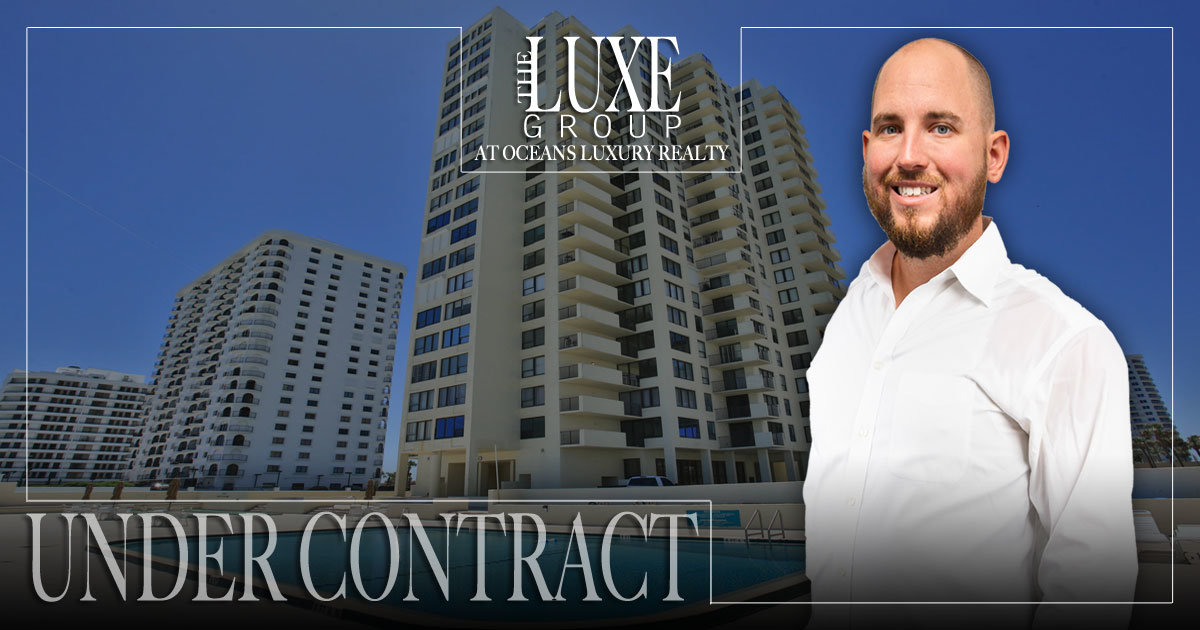Oceans Five Condos in Daytona Beach Shores Oceanfront Condos For Sale | The LUXE Group 386.299.4043