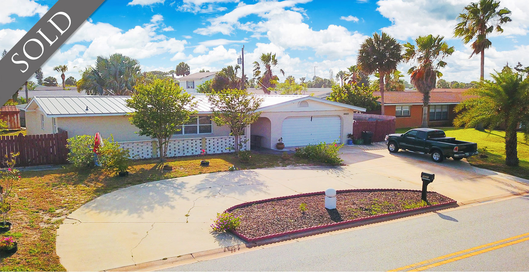 Daytona Beach home Just Sold. Beachside home at 3021 N Oleander Ave, Daytona Beach, FL 32118