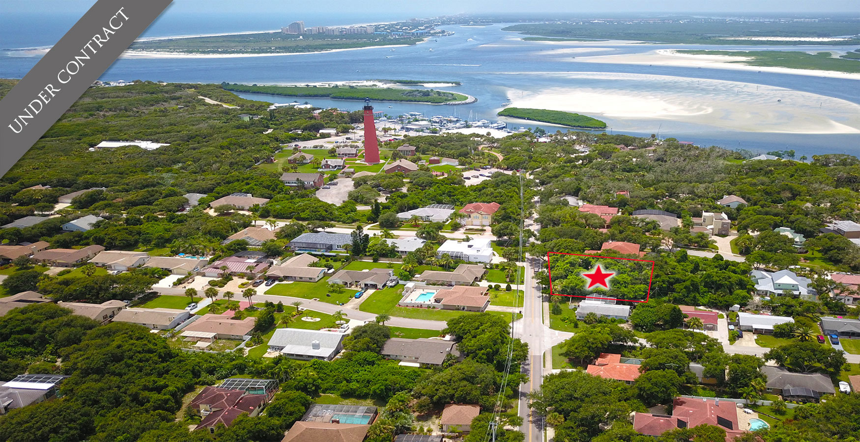 Ponce Inlet Real Estate For Sale. 4908 S Peninsula Drive. Beachside river view land for sale