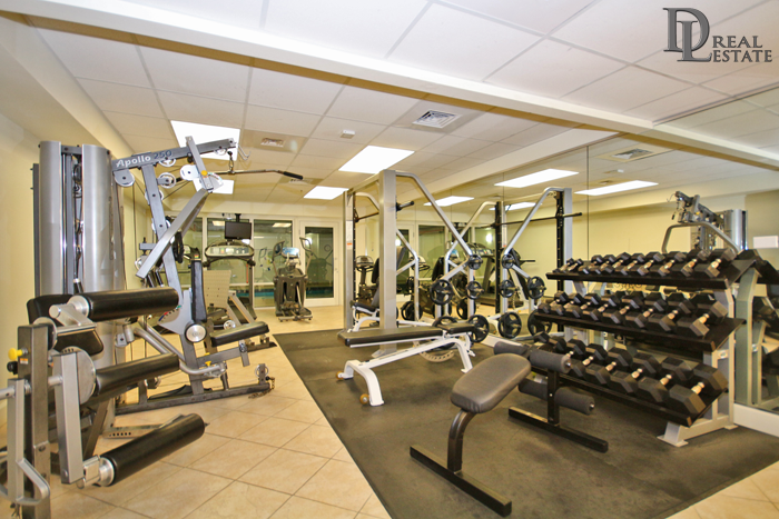 Island Crowne Condo 1202 Daytona Beach Condos For Sale. 1900 N Atlantic Ave. Under Contract. Gym Fitness Room