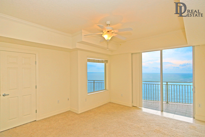 Island Crowne Condo 1202 Daytona Beach Condos For Sale. 1900 N Atlantic Ave. Under Contract. Oceanfront Master Bedroom