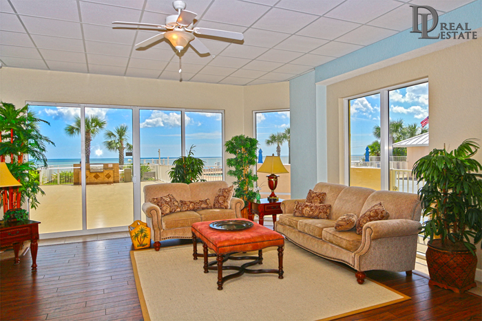 Island Crowne Condo 1202 Daytona Beach Condos For Sale. 1900 N Atlantic Ave. Under Contract. Oceanfront WIFI Club Room