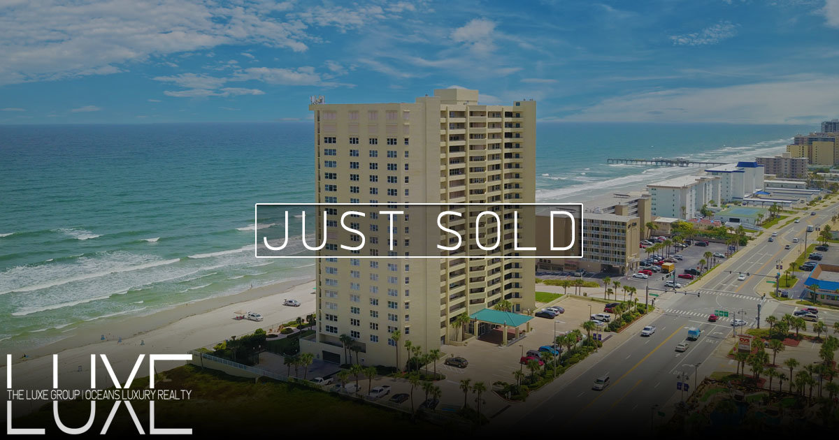 Towers Ten Oceanfront Condos in Daytona Beach Oceanfront Condos For Sale | The LUXE Group 386.299.4043